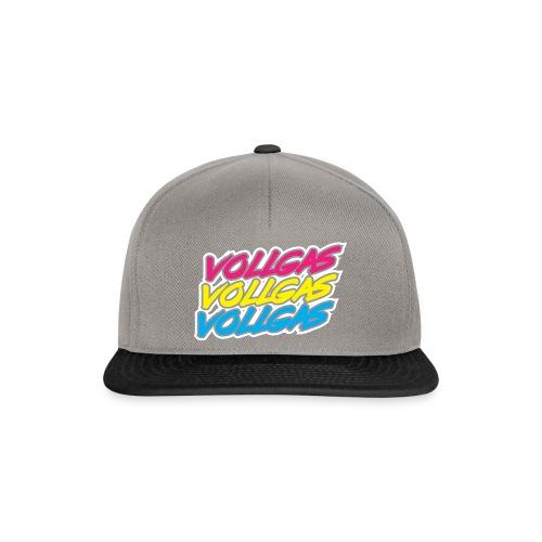vollgas2 - Snapback Cap