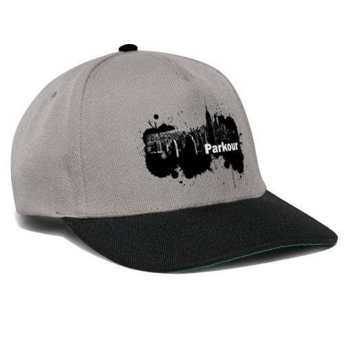Parkour Splash New York - Snapback Cap
