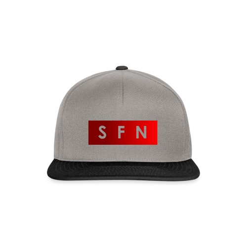 strong far nation - the red One - Snapback Cap