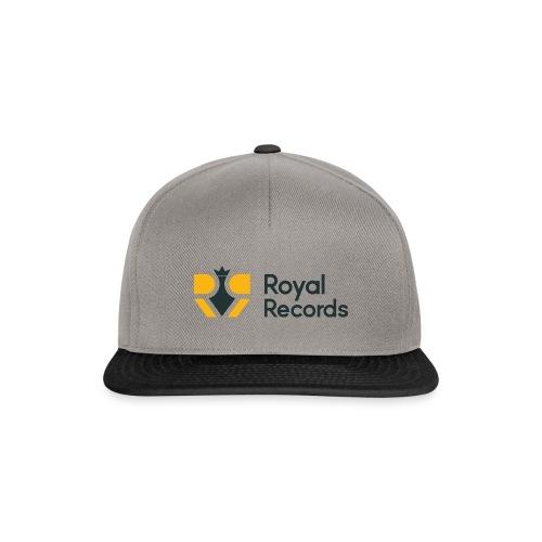 Royal Records #1 - Snapback Cap