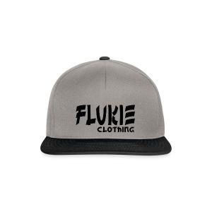 Flukie Clothing Japan Sharp Style - Snapback Cap