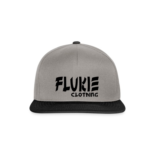 Flukie Clothing Japan Sharp Style - Snapback Cap