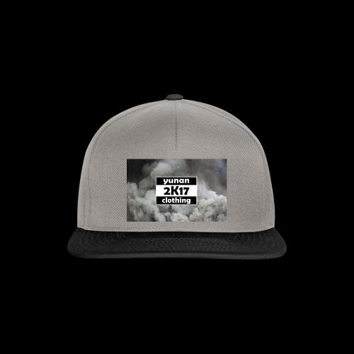 Yunan clothing 2K17 - Snapback Cap