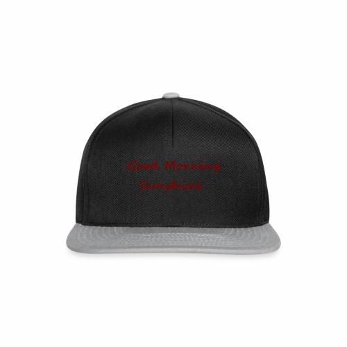 Good morning Sunshine - Snapback cap