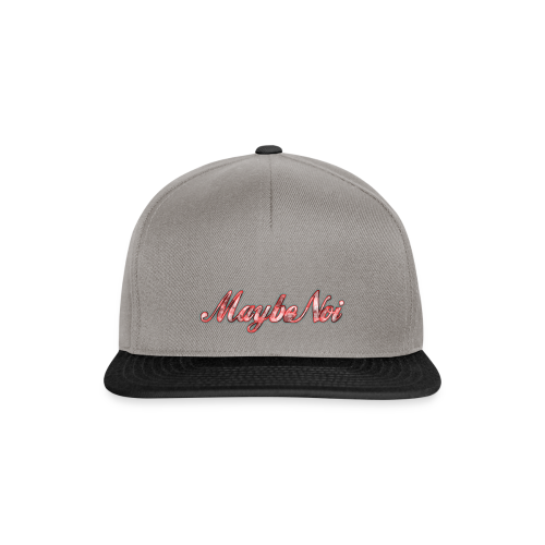 Fire Cola Design ;) - Snapback Cap
