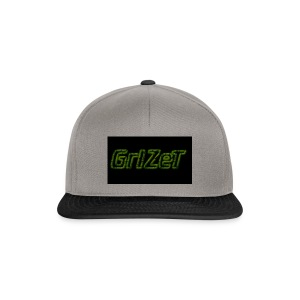 Grizet Merch - Snapback Cap