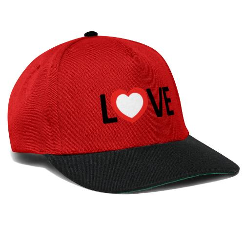 Love - Gorra Snapback