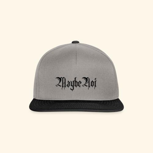 MaybeNoi Design - Snapback Cap