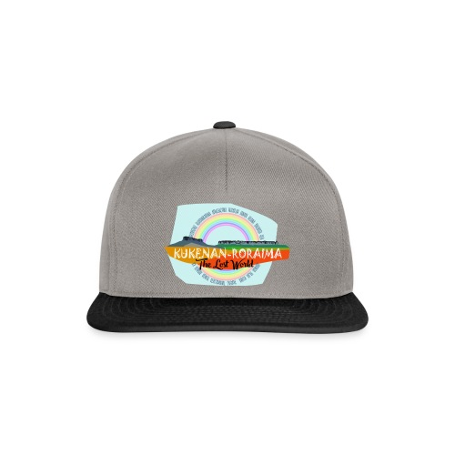 Roraima and Kukenan, The Lost World - Gorra Snapback