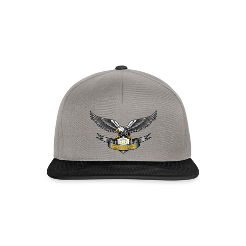 Eagle Shield - Snapback Cap