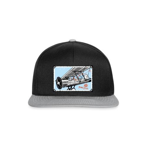 Doppeldecker - Snapback Cap
