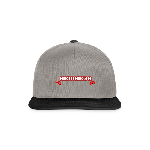 ARMAK3R 2nd Edition - Snapback Cap