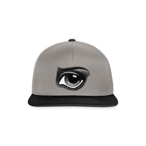 EyeShadowLoggo png - Snapback Cap
