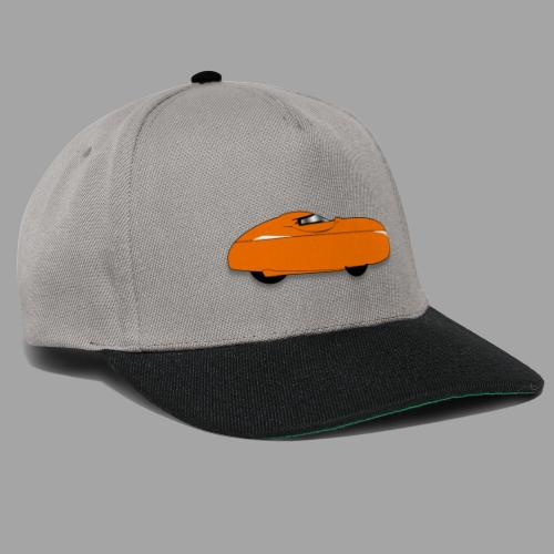 Quest velomobile - Snapback Cap