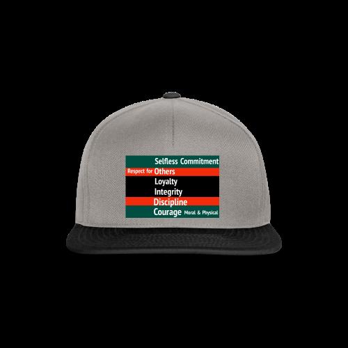 S.O.L.I.D.C. - Snapback Cap