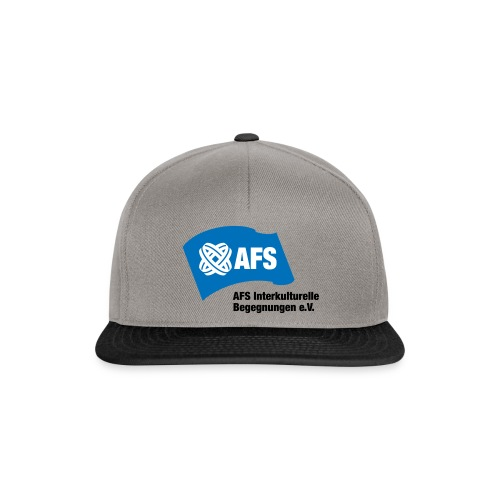 AFS-Logo - Snapback Cap