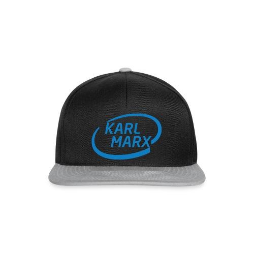 Karl Marx X Intel - Snapback Cap
