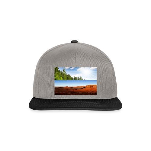 free world - Snapback Cap