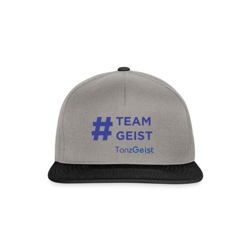 #teamgeist - Snapback Cap