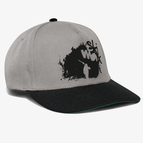 Ski Max - Snapback Cap