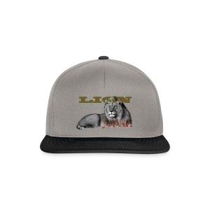 Lrg Judah Tribal Gears - Snapback Cap