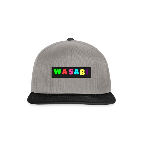 wasab tshirts 'n' hoodies - Snapback Cap