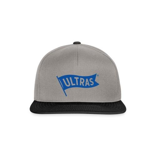 Ultras Original (Blue) - Snapback Cap