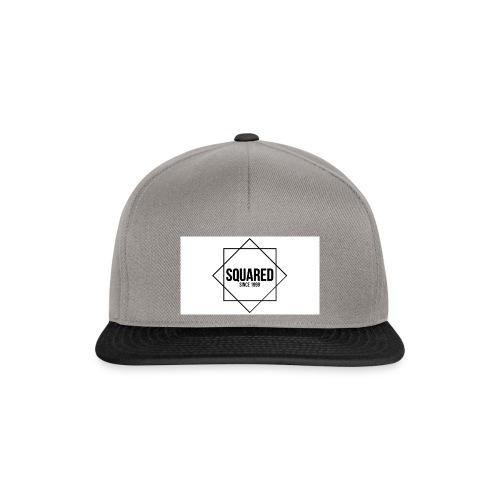 squared - Snapback cap