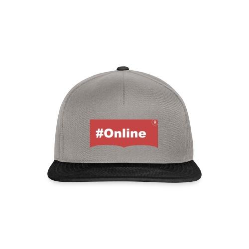 #Online - Snapback Cap