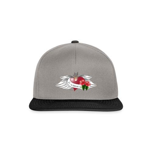 L' Amour - Die Liebe - Snapback Cap
