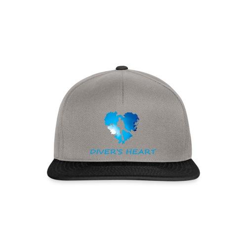 serce-png - Czapka typu snapback