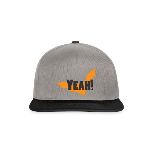 Yelloweenah--png - Snapback Cap