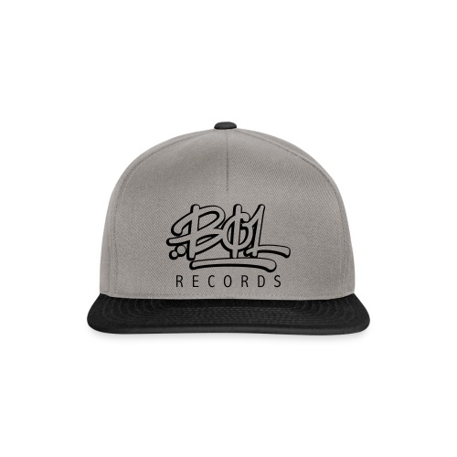 Bøl Records - Snapback-caps