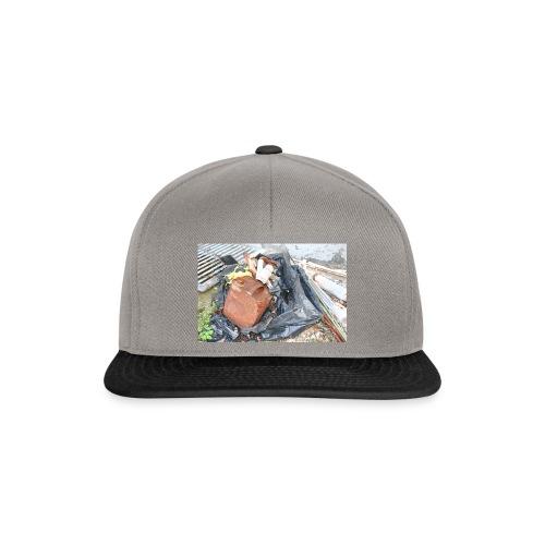 Trash 1 - Snapback Cap
