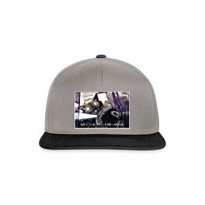My Heart Beats For Anais - Snapback Cap