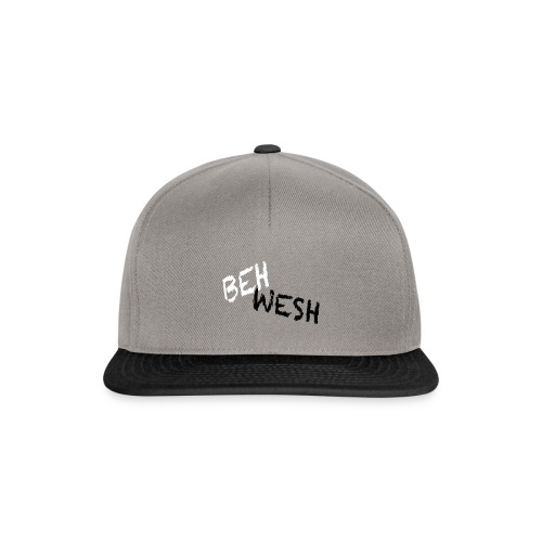 Beh wesh - Casquette snapback