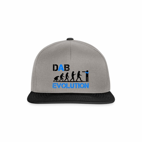 DAB EVOLUTION / Homo Dabens - Snapback Cap