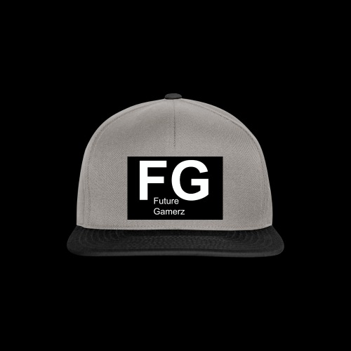 FG lofo boxed black boxed - Snapback Cap