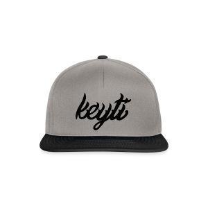 keyti logo - Snapback Cap