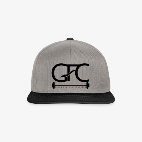 GAINS FACTORY COACHING - Snapback Cap