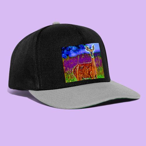 Cerbiatto con magici effetti - Snapback Cap