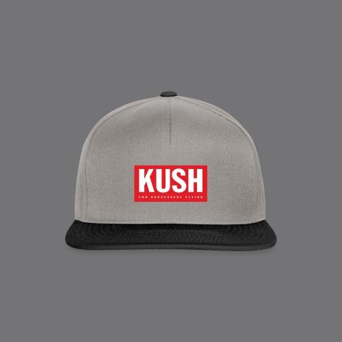 KUSH Tee Shirts - Snapback Cap