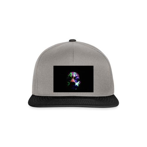 Humam chameleom - Snapback Cap