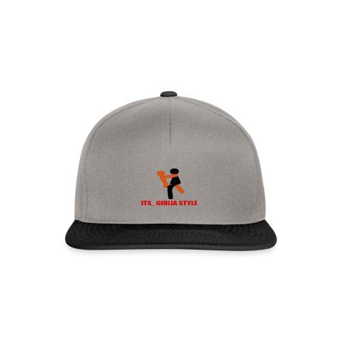 Its_Giulia - Snapback Cap