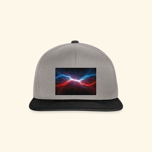 Lightning Bolt Merch - Snapback Cap