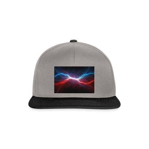 Lightning Bolt Merch - Snapback Cap