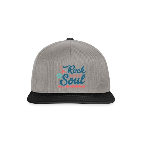 Rock Heals The Soul - Snapback Cap