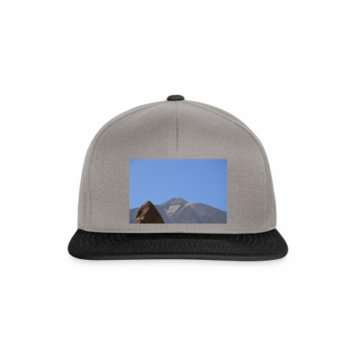 Teide - Teneriffa - Snapback Cap