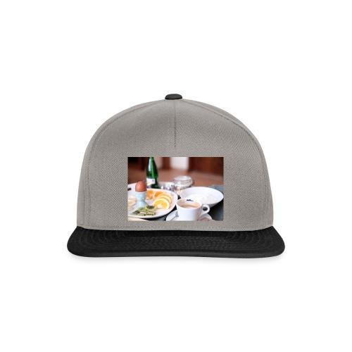 Good Morning Shirt - Snapback Cap