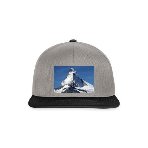 matterhorn 425134 1920 - Snapback Cap